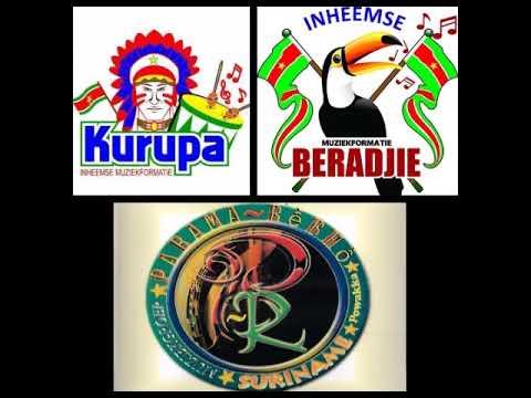 Native American Music - ARAWAK- From Suriname .