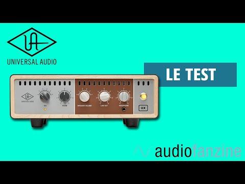 On teste le OX d'Universal Audio en live !