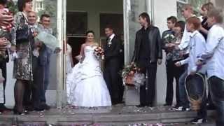 Артем и Оксана. Свадьба 2010. Видеосъемка свадьбы в Харькове