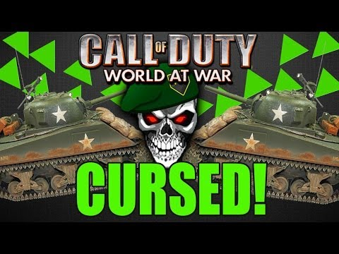 COD WaW - Curse Of The Green Triangles! 36-3 TDM!