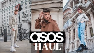 HUGE ASOS HAUL AND TRY ON  MENS WINTER 2020