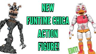 NEW FUNTIME CHICA ACTION FIGURE?•Pandog76