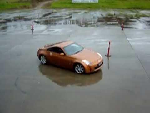 Nissan 350Z Drift, Oran Park Raceway, Warren Luff