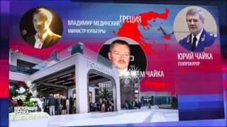 """Фильм """"Чайка"""" за 100 секунд // Бизнес-империя семьи генпрокурора России Юрия Чайки"""