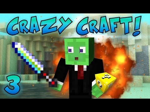 Full download minecraft mods the ultimate sword crazycraft 6 for Crazy craft free download