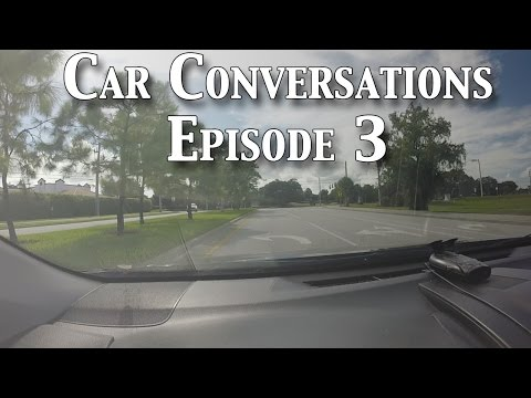 #CarConversations Ep. 3 - Great Deception, Pulling Back, & Entrepreneurial Mindset shifts