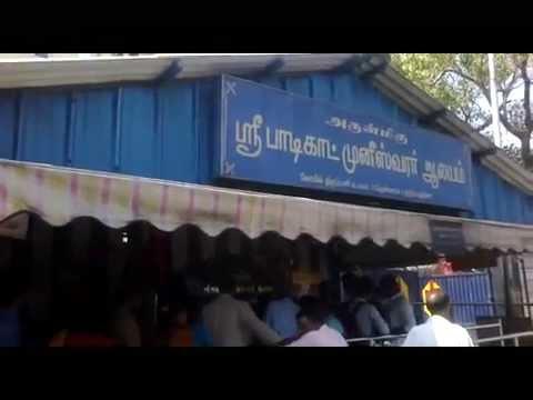 Very Popular TamilNadu Touism Place Bodyguard Muniswaran Temple in Chennai