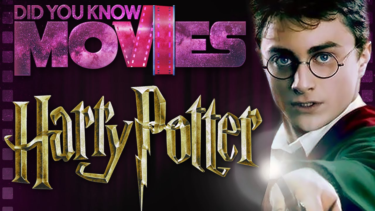 Harry Potter and The Magic of Movies ft MatPat - Did You Know Movies - Jub Jub want rub rub.