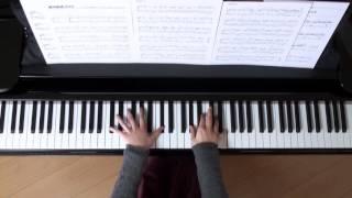 2016年1月7日 録画、 使用楽譜;YAMAHA・ぷりんと楽譜・上級、 (JASRAC ...