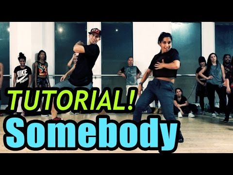 SOMEBODY - Natalie La Rose ft Jeremih Dance TUTORIAL | @MattSteffanina Choreography