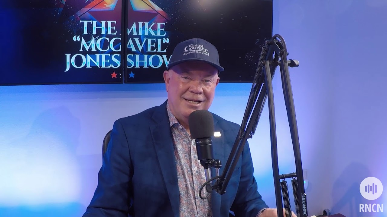 Download The Many Hats of Mike | The Mike McGavel Jones Show - Episode 31