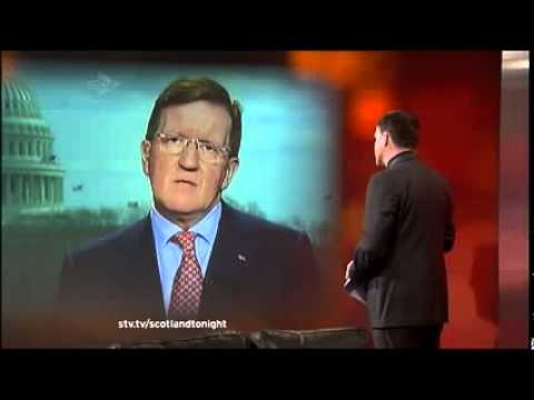 NO Borders (NOB) Lord Robertson - a NOB in cringing dark fear