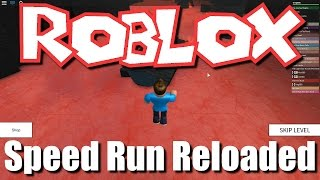 Team SBG Plays Roblox: Speed Run Reloaded! (Family Multiplayer)
