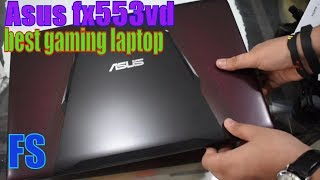 Asus fx553vd laptop review (gaming)