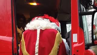 Tielbeke brengt Sinterklaas naar Ommen