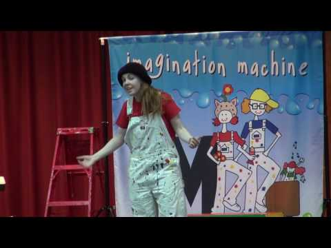 Imagination Machine Assemblies-Pepper Tree Elementary School-5/3/2017