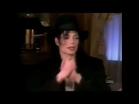 Michael Jackson talks with Barbara Walters about Princess Diana in 1997