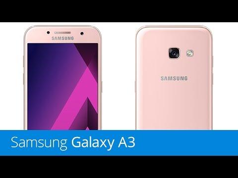 Samsung Galaxy A3 2017 (recenze)