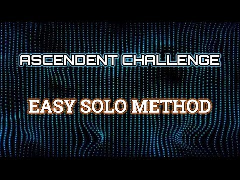 Destiny 2: How to Complete Ascendant Challenge Time Trial Solo Week 7: Ouroborea