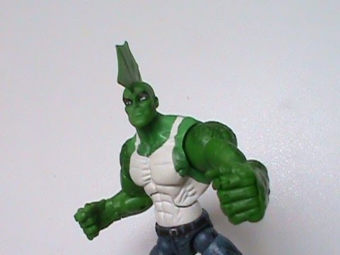 Legendary Comic Book Heroes Savage Dragon Review