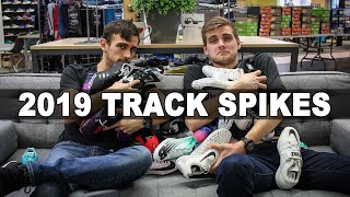 2019 Track Spikes - YouTube