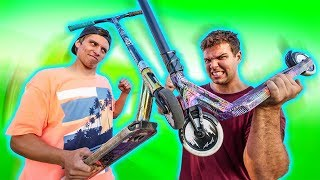STEPHEN GARLATTA VS RYAN WARNER GAME OF SCOOT! thumbnail