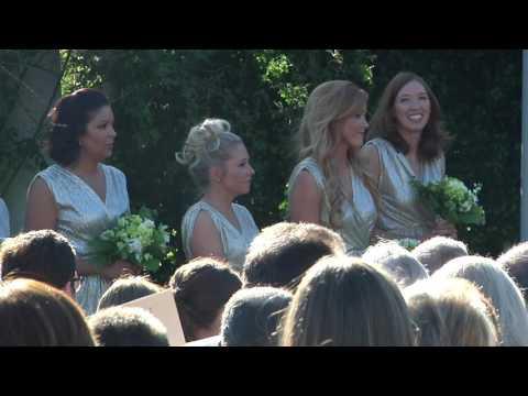 Zach and Whitney's Wedding Ceremony
