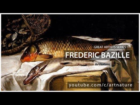 FREDERIC BAZILLE / ഫ്രെഡറിക് ബാസില്ലെ| A COLLECTION OF PAINTINGS | ArtNature