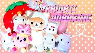 Kawaii Plushie Haul | HUGE UNBOXING