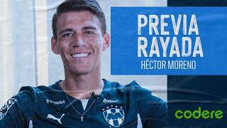 Llegando a la mitad del torneo Héctor Moreno nos platica como se ha sentido desde su llegada y su emoción por poder jugar en el partido de la Jornada 8.