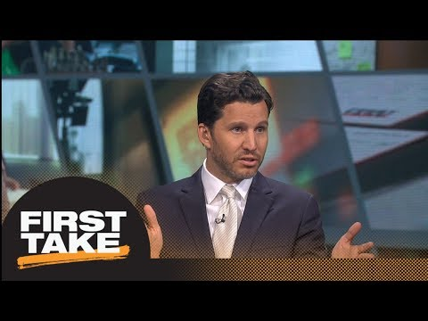 Will Cain: No way that LeBron James going to Lakers is a 'basketball decision'   First Take   ESPN