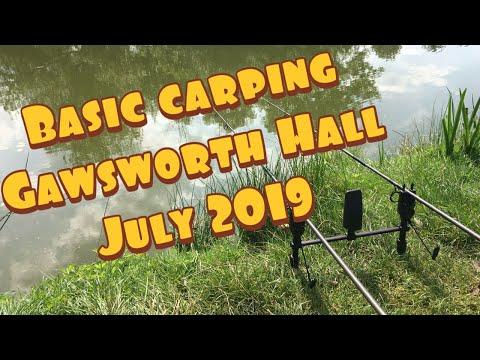 Basics Of Carp Fishing At Gawsworth Hall July (2019)