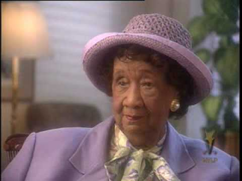Dorothy Height : My Experience In The Civil Rights Movement