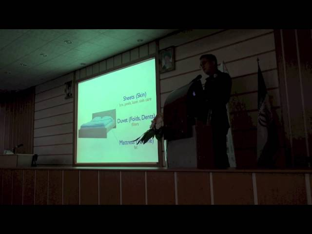 Dr. Sam Lam Lectures on Fat Grafting vs. Fillers in Tehran, Iran