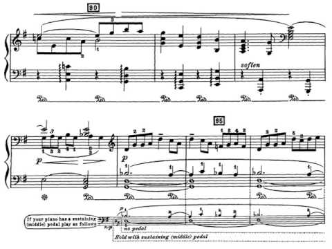 [Penelope Thwaites] Percy Grainger: Molly on the Shore for Piano