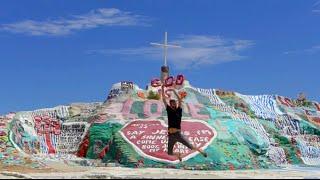 Sleepless in SoCal [El Paso, Los Angeles, Slab City - August 2013]