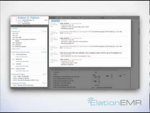 Introduction to ElationEMR