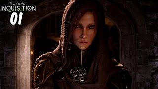 Dragon Age: Inquisition Walkthrough Part 1, Gameplay Xbox 360 - Let