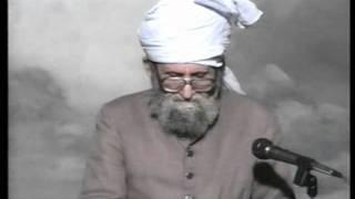 Urdu Dars Malfoozat #415, So Said Hazrat Mirza Ghulam Ahmad Qadiani(as), Islam Ahmadiyya