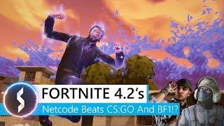 Fortnite 4.2's Netcode Beats CS:GO And BF1!? thumbnail