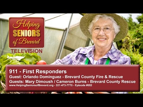 911 First Responders - Helping Seniors (*)