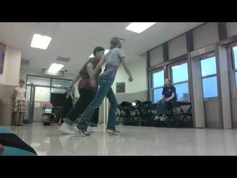 """Joliet Central High school Ballroom Dancing Club Enrique Iglesias - """"Bailando"""""""