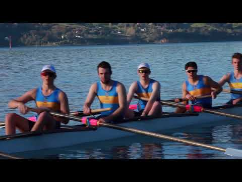 University of Otago vs Saint Petersburg University Rowing