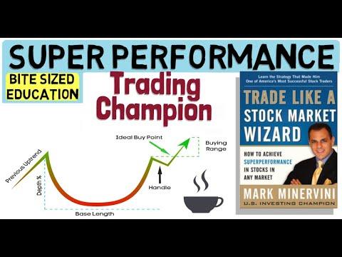 ✅MARK MINERVINI- Trade Like A Stock Market Wizard - Stock Trading Strategies (Stock Trading Uk)