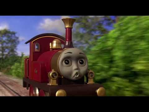 Thomas and the Magic Railroad - Chase Scene (Workprint Version) Reconstructed - Version 2