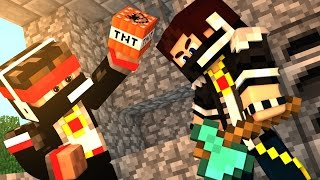 MineCraft - Занизил дом xD [Пиратские приключения]