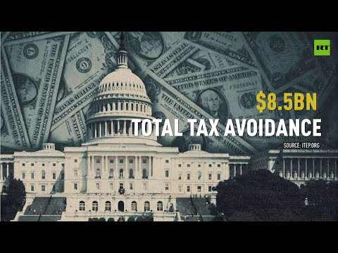 Favoring the rich   Major US companies dodge 2020 taxes while small businesses go bust
