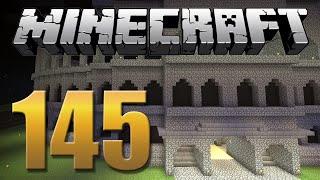 A Batalha pelo Cinturão de Elytra - Minecraft Em busca da casa automática #145.