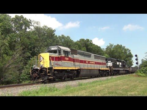 [HD] Visitng Conrail Shared Assets (USA Railfanning Trip 2016)