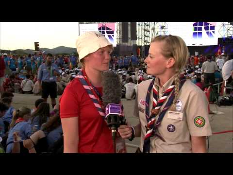 23rd World Scout Jamboree Closing Ceremony Highlights
